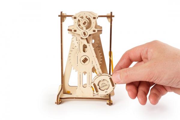 Puzzle mecanic Ugears Pendul 2
