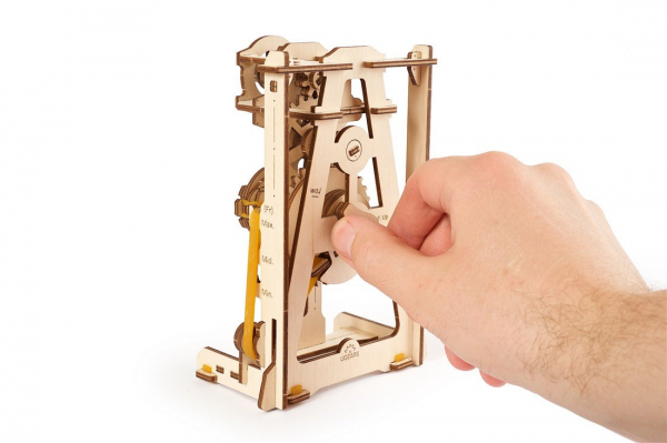Puzzle mecanic Ugears Pendul 4