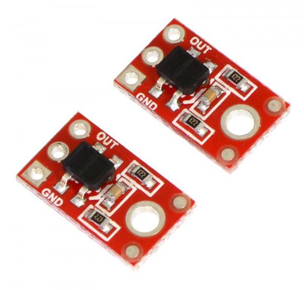 Kit 2 senzori linie digital QTR-1RC 0