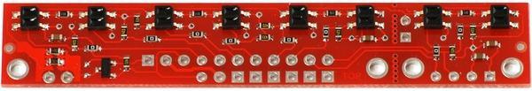 Bara senzori linie analogic QTR-8A 2