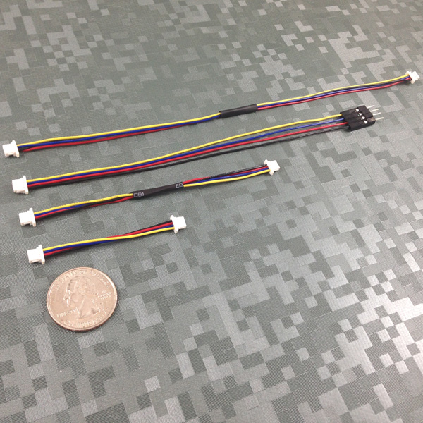 Qwiic Cablu - Breadboard [4]