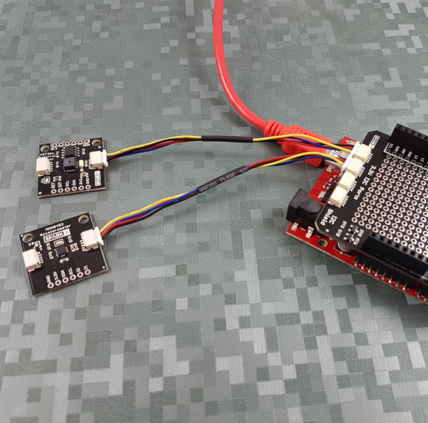 Qwiic Visible Spectral Sensor - AS7262 [3]
