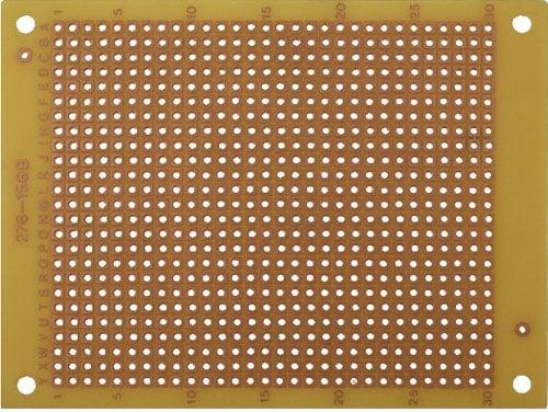Placa PCB cu o Singura Fata Tip Prototipare 94 mm X 71 mm 0