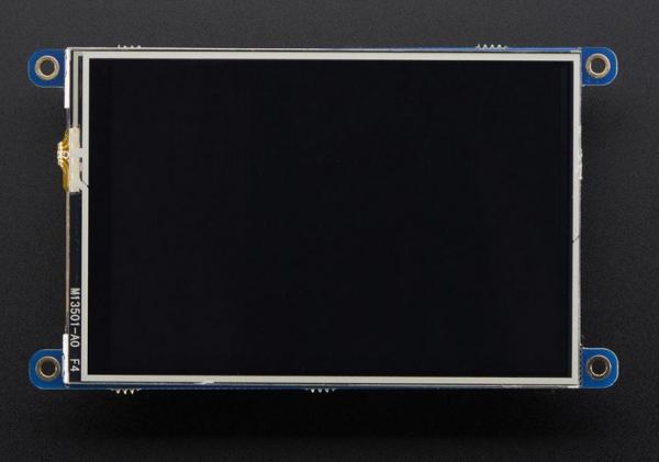 "PiTFT Plus 480x320 3.5"" TFT+Touchscreen pentru Raspberry Pi [3]"