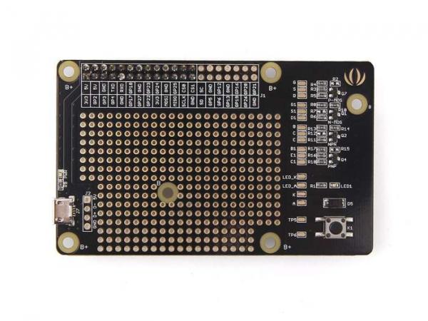 Raspberry Pi Breakout v1.0 [3]