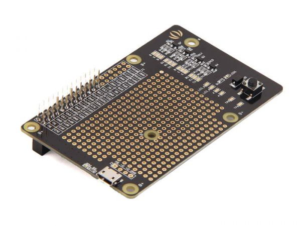 Raspberry Pi Breakout v1.0 [5]