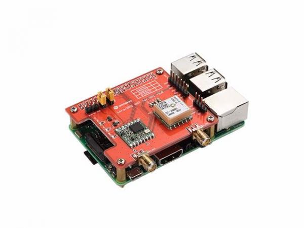 Raspberry Pi LoRa/GPS HAT 1