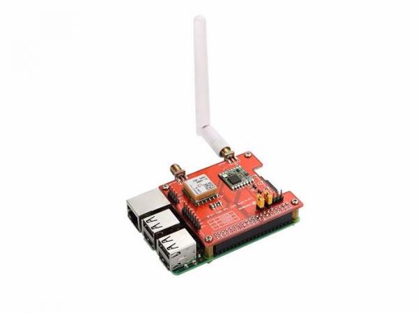 Raspberry Pi LoRa/GPS HAT [3]