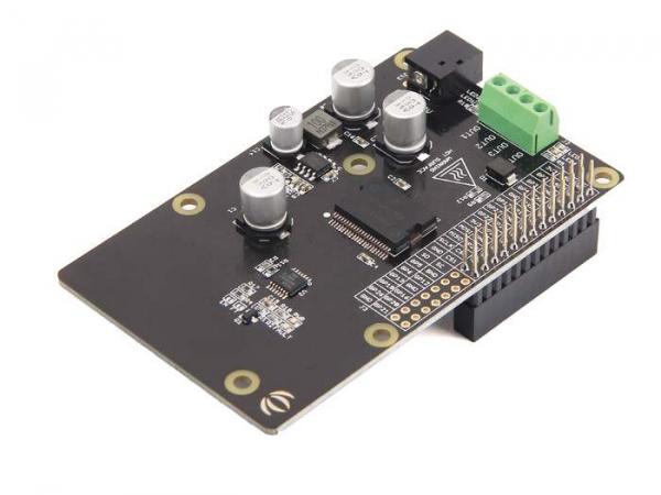 Motor driver board pentru Raspberry Pi [1]