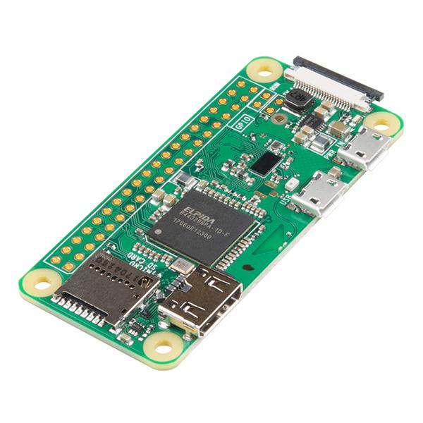 Raspberry Pi Zero W 0