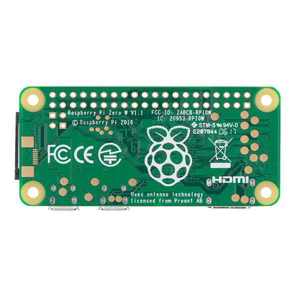 Raspberry Pi Zero W 3