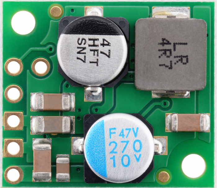 Regulator 7.5V 2.6A step-down Pololu D36V28F7 1