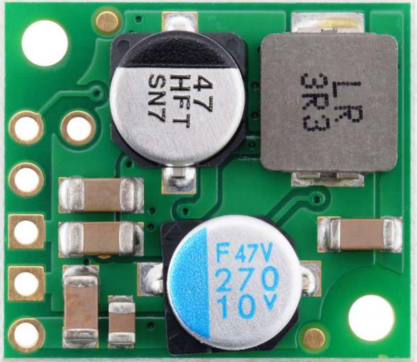 Regulator 6V 2.7A step-down Pololu D36V28F6 1