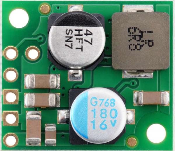 Regulator 9V 2.6A step-down Pololu D36V28F9 1