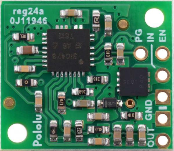 Regulator 9V 2.6A step-down Pololu D36V28F9 4
