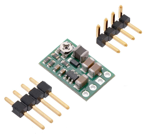 Regulator step-down, ajustabil, de 2.5-7.5V, Pololu D36V6ALV 1