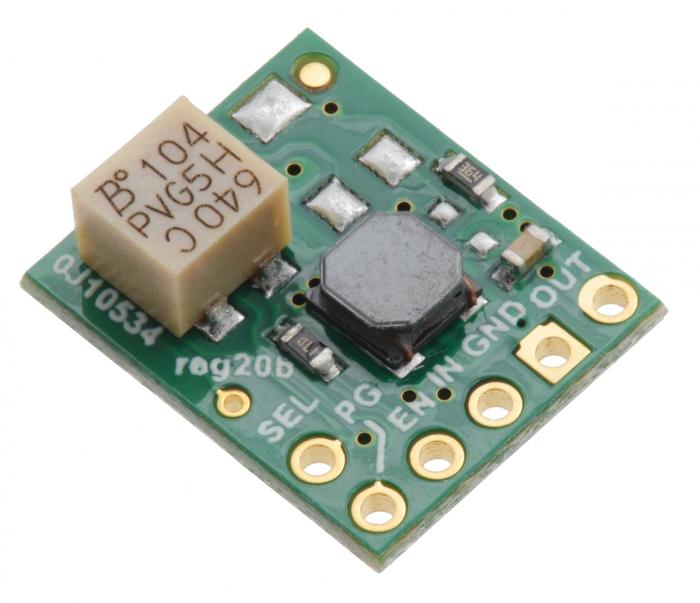 Regulator step-upstep-down 5V Pololu S9V11F5S6CMA 0