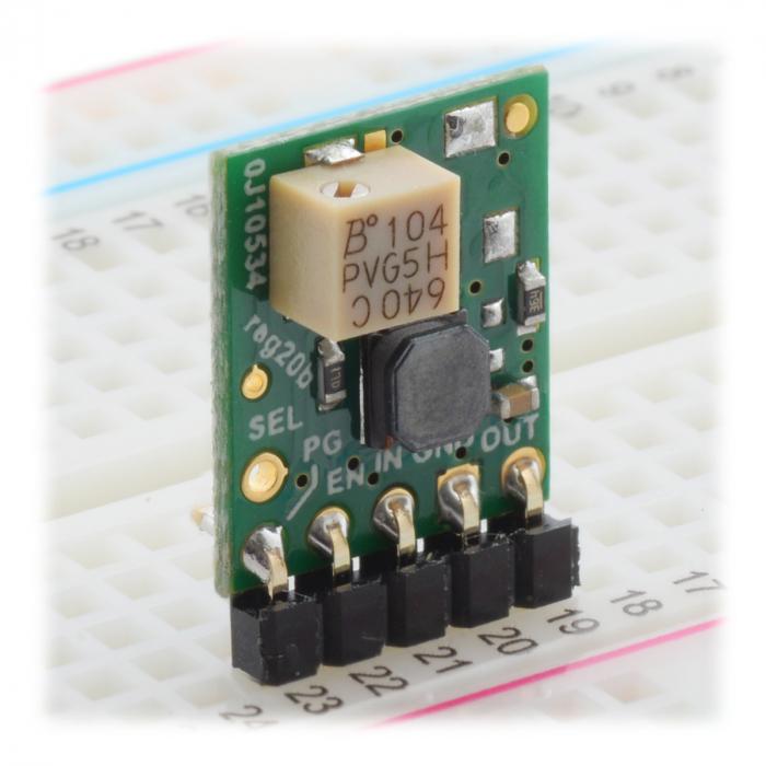 Regulator step-upstep-down 5V Pololu S9V11F5S6CMA 6