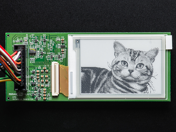 "RePaper - 2.7"" Graphic eInk Development Board 0"