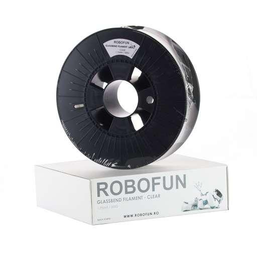 RETRAS - Filament Glassbend 500g 1.75mm - clear 1