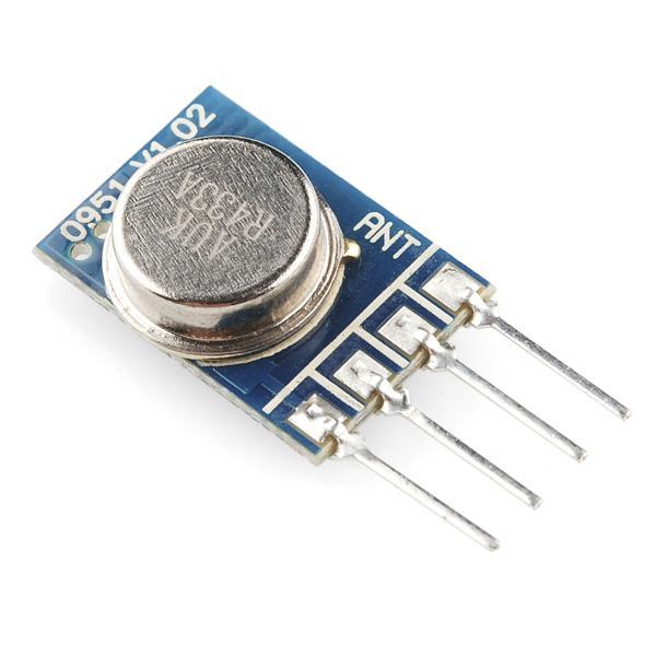 Transmitator radio 434 Mhz 0