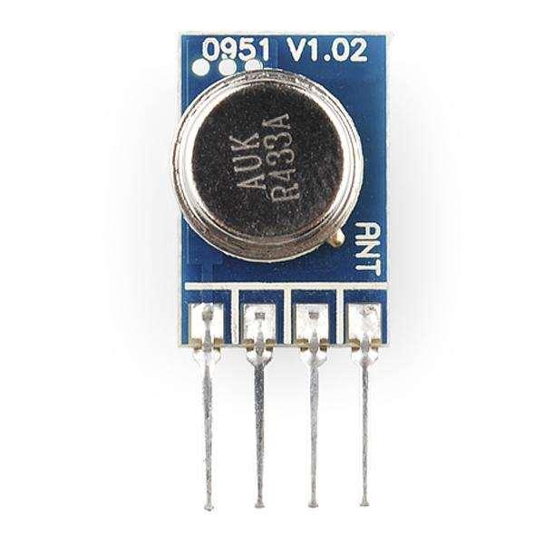 Transmitator radio 434 Mhz 2