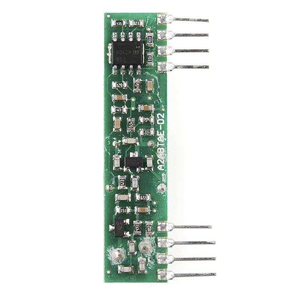 Receptor radio 434 MHz 1
