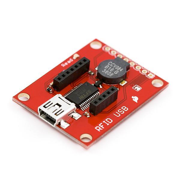 Adaptor RFID pe USB 0