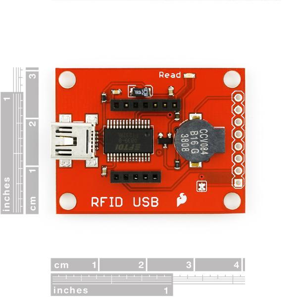 Adaptor RFID pe USB 1