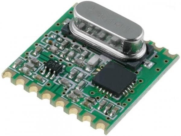 Transceiver Radio 433MHz HopeRF RFM22-433-S1 0