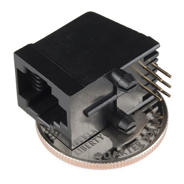 Conector RJ11 cu 6 pini [2]