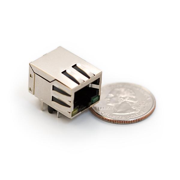 RJ45 Ethernet MagJack 1