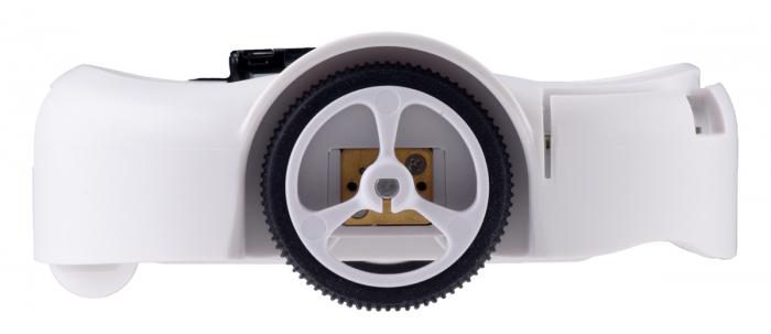 Robot Pololu 3pi+ 32U4 - Editia Hyper (motoare 15:1 HPCB), asamblat 3