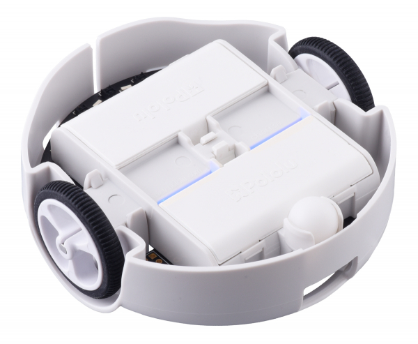 Robot Pololu 3pi+ 32U4 - Editia Turtle (motoare 75:1 LP), asamblat [6]