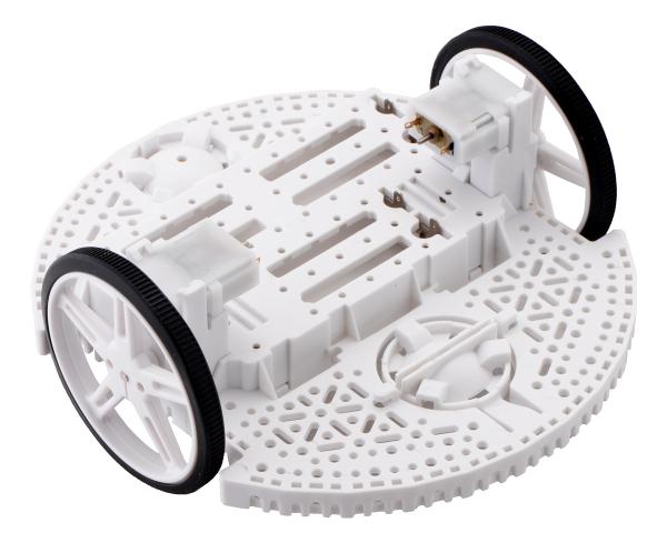 Kit robot  Romi   - Alb 0