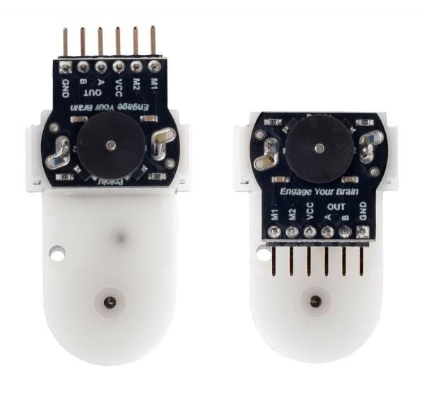 Kit encoder Romi  12 CPR, 3.5-18V 1