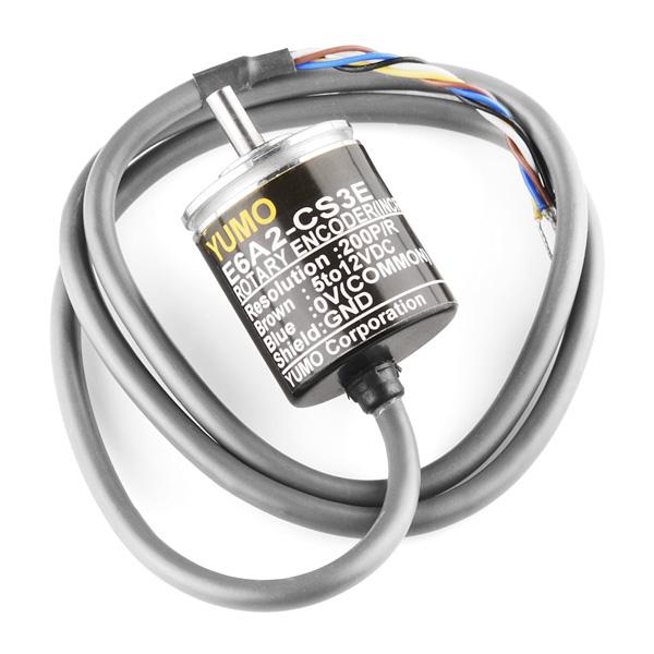 Encoder rotativ cu 200 P/R 0