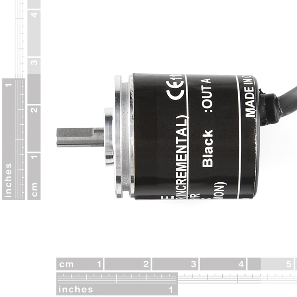 Encoder rotativ cu 200 P/R 1