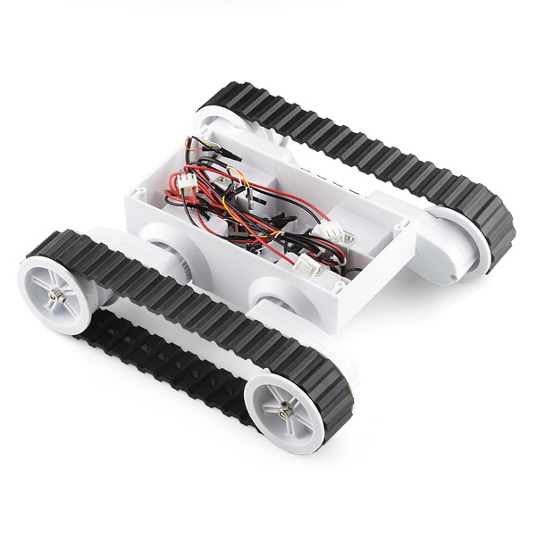 Platforma Rover 5 Robot 0