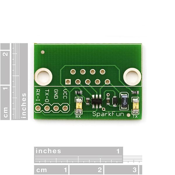 Convertor RS232 TTL fara DB9 1