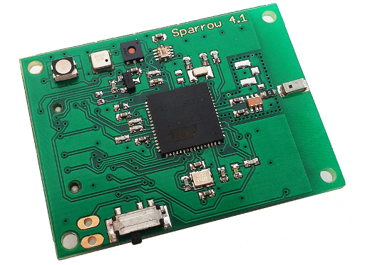 Senzor Wireless Sparrow, compatibil Arduino 0