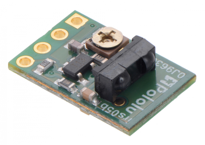 Senzor de proximitate Pololu 38 kHz IR, sensibilitate fixa, luminozitate mica [0]