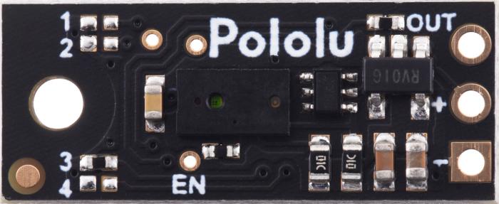 Senzor digital de distanta Pololu 15cm [1]