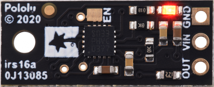 Senzor digital de distanta Pololu 15cm [3]