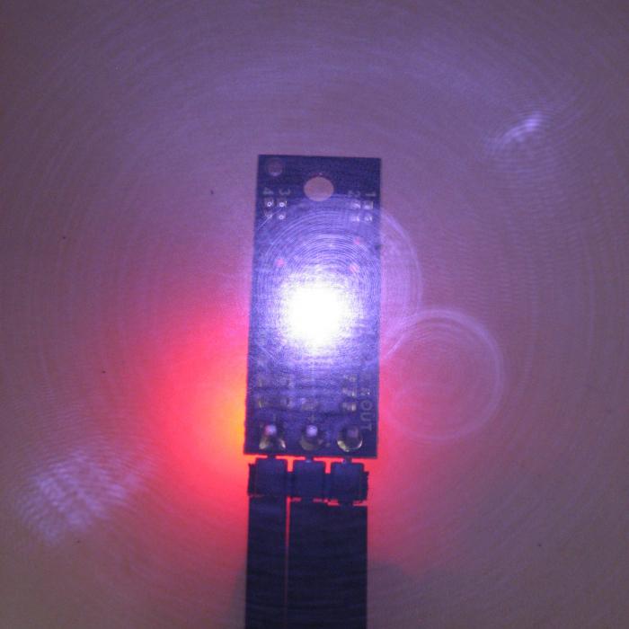 Senzor digital de distanta Pololu 15cm [6]