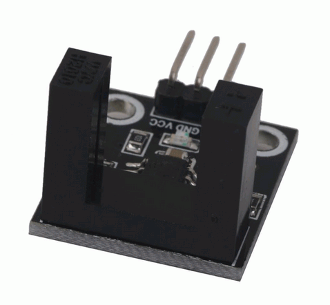 Senzor de numarare fotoelectric infrarosu 3