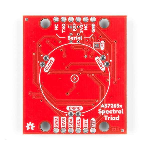 Senzor spectroscopie SparkFun Triad AS7265x (Qwiic) 3