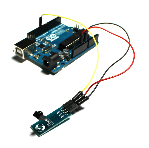 Senzor Telecomanda Infrarosu Brick 2