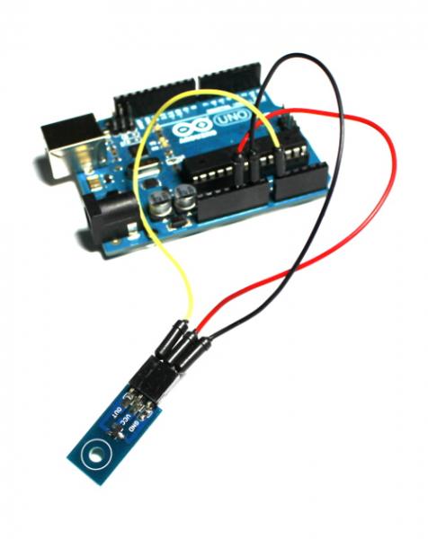 Senzor Temperatura Brick 1