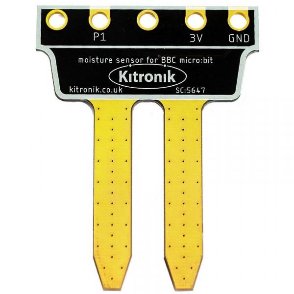 Senzor umiditatea solului Kitronik Prong pentru BBC micro:bit 1